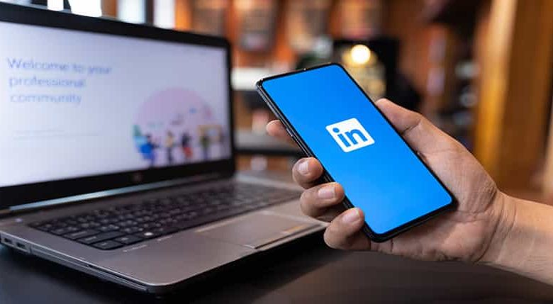 manage a LinkedIn company profile page