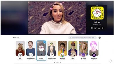 Photo of How to put Snapchat filters for Zoom, Discord or Skype easily
