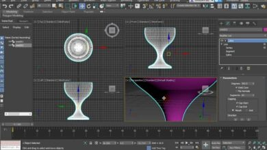 Photo of How to easily show, hide or lock objects in 3D Studio Max