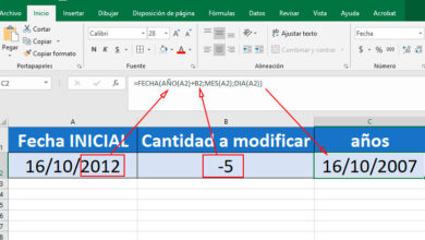 Photo of How to subtract dates on a microsoft excel table easy and fast? Step-by-step guide