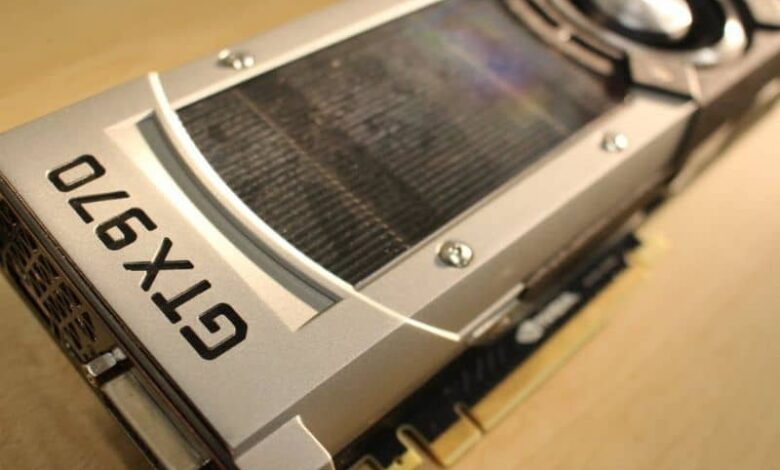 GTX 960 graphics card