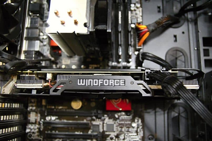 What is the video card for?