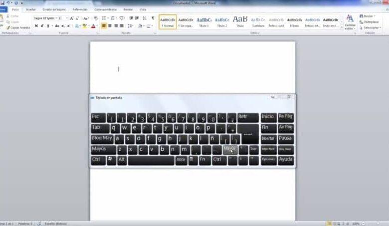 keyboard pc