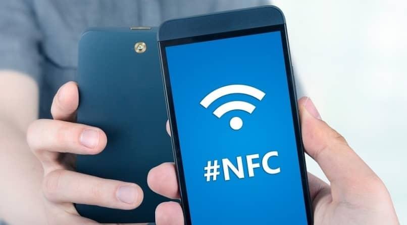 nfc technology communication