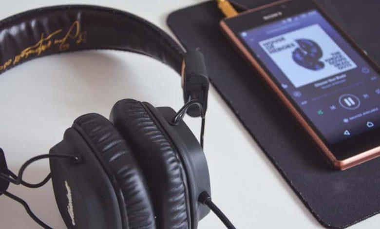 sony xperia xa cell phone headphones