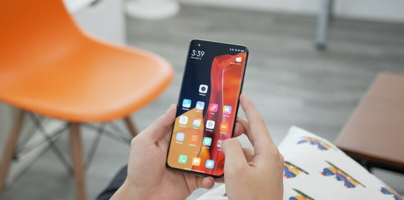Xiaomi with dark mode