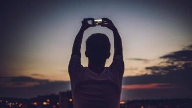 Photo of How to take good photos at night with my Android mobile easily