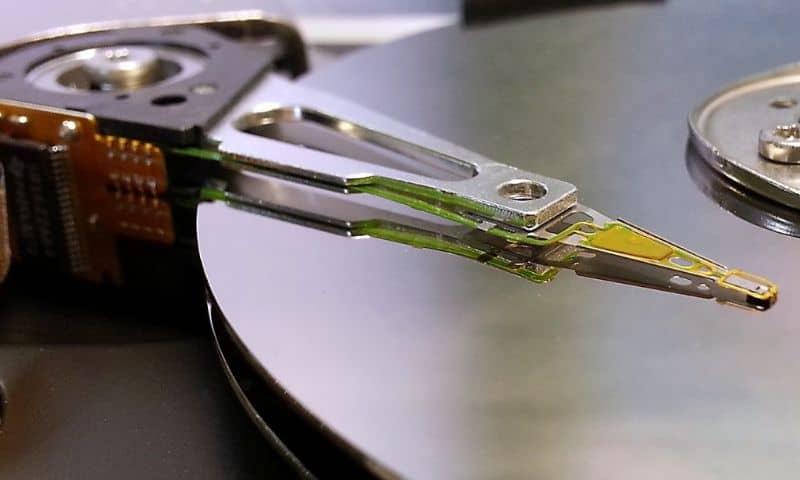 Sata hard drives