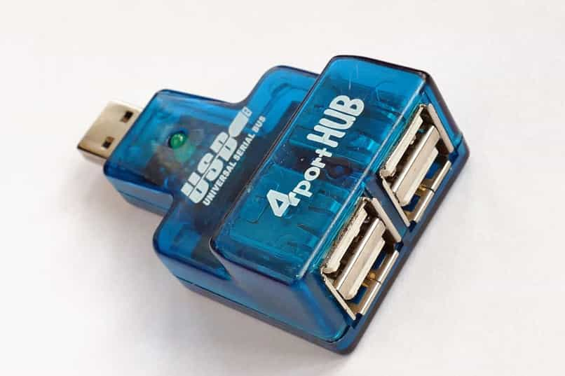 my usb port does not work gives error
