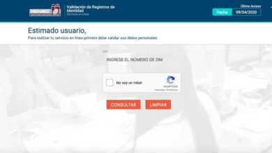Photo of How to search for people in Reniec by DNI names or surnames?
