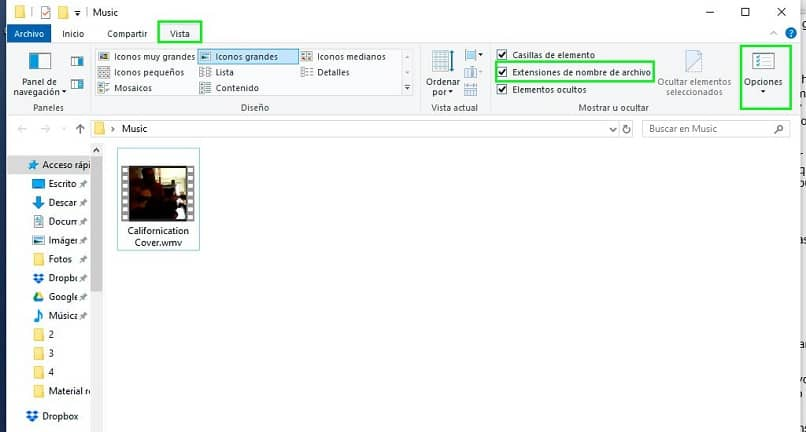 file name extension