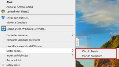 Photo of Learn how to create copies and symbolic links in windows 10 with hardlink shell
