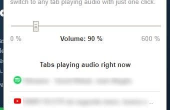 Photo of Volume master: the best way to control the volume of each tab in google chrome