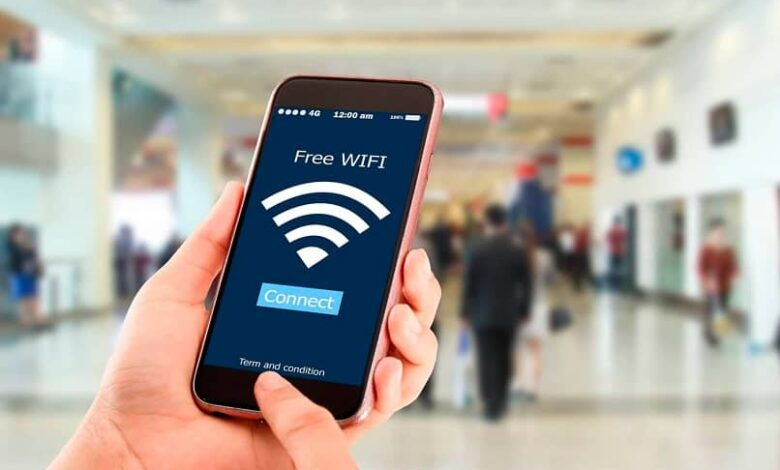 free wifi in public places how to protect yourself