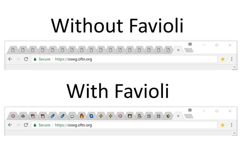 place favicons icon