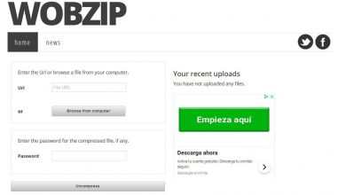 Photo of Unzip files from the browser without installing anything on the pc