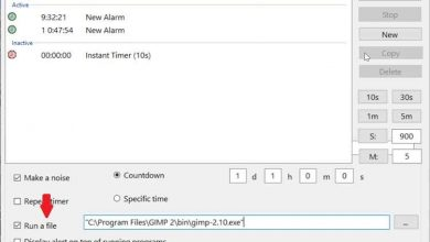 Photo of Let nothing forget you! Create and configure alarms with ytimer