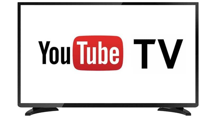 youtube tv white