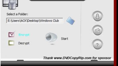 Photo of 5 Programs to encrypt files in Windows