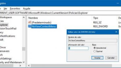 Photo of How to enable or disable the context menu in Windows