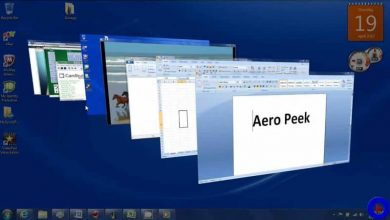 Photo of What is it and how to disable desktop peek or Aero Peek in Windows 10?