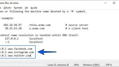 Photo of How to block Internet pages from Windows Host file