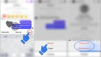Photo of How to delete Messenger messages for everyone before they read it or after days