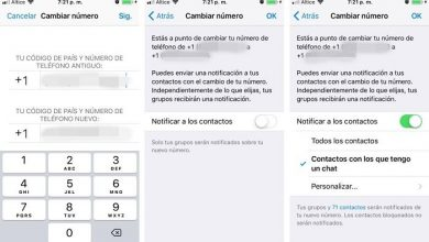 Photo of How to change your number in WhatsApp: Modify the phone number of your account