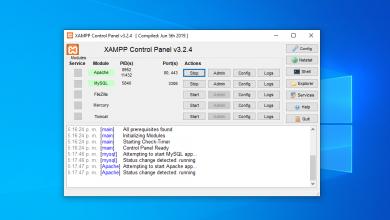 Photo of Install XAMPP on Windows 10