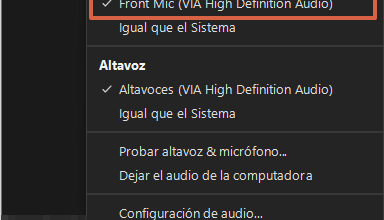 Photo of I do not hear the audio in Zoom: causes and solutions