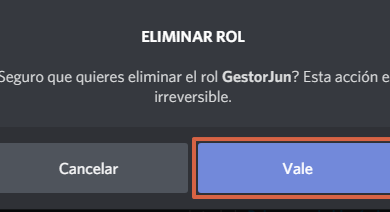 Photo of How to put roles in Discord