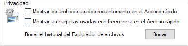 Photo of Improve the privacy of your file explorer with youst settings