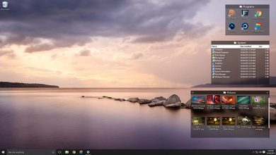 Photo of Do you have an overloaded desktop? Rearrange the shortcuts