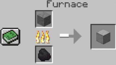 Photo of Cómo hacer una piedra lisa en Minecraft