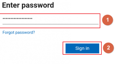 Photo of How to sign in to OneDrive