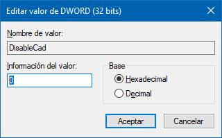 Photo of How to enable secure login Ctrl + Alt + Del in Windows 10