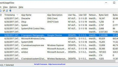 Photo of 5 programs that you can use as an Internet consumption meter on your PC