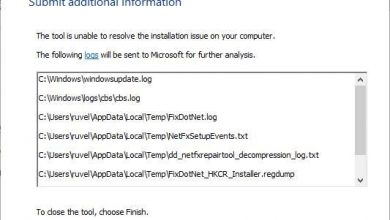 Photo of Problems with microsoft net framework? This program helps you solve them