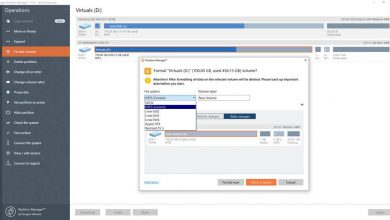 Photo of Better organize your hard drives and ssd by creating partitions
