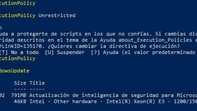 Photo of You do not like windows update? Update your pc with cmd o powershell