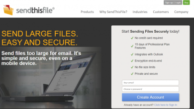 Photo of Free tools to send large files over the Internet