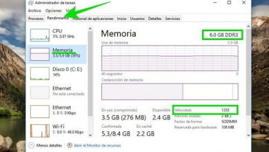 Photo of How to know what RAM memory you have, DDR3 or DDR4 in Windows 10