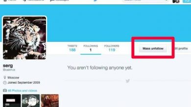 Photo of How to mass unfollow everyone on Twitter with just one click