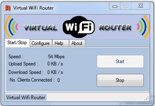 Photo of Virtual WiFi Router: Share Internet in Windows 7 by Wifi with Virtual Router