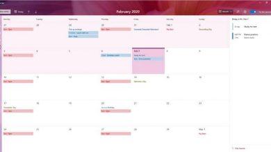 Photo of Windows build 19564 brings new gpu options and new calendar
