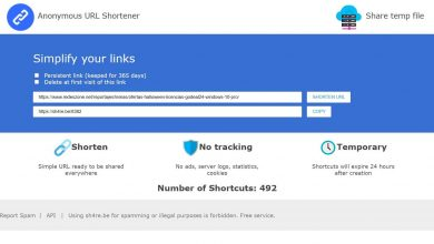 Photo of Learn about these services to shorten URLs anonymously and without logs