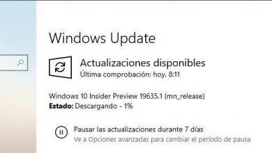Photo of Windows 10 build 19635 is here: preparing for the arrival of 21h1