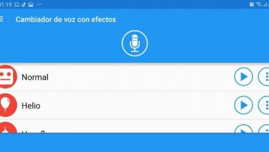 Photo of How to send voice notes with modified voices on Facebook and WhatsApp on Android