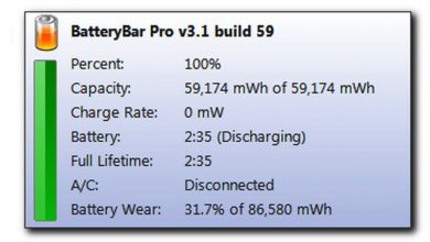 Photo of How to display the percentage of battery remaining in Windows 10