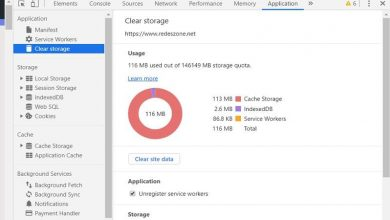 Photo of Delete the stored data of a specific site in Chrome
